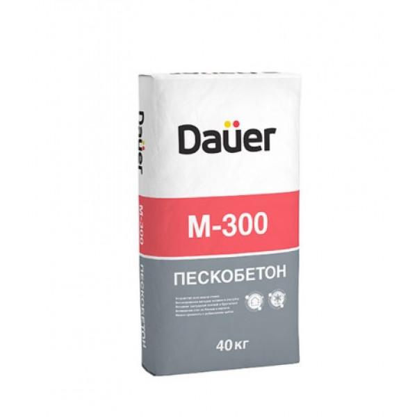 Пескобетон (ЦПС) М300 Dauer 40 кг