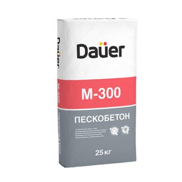 Пескобетон (ЦПС) М300 Dauer 25 кг