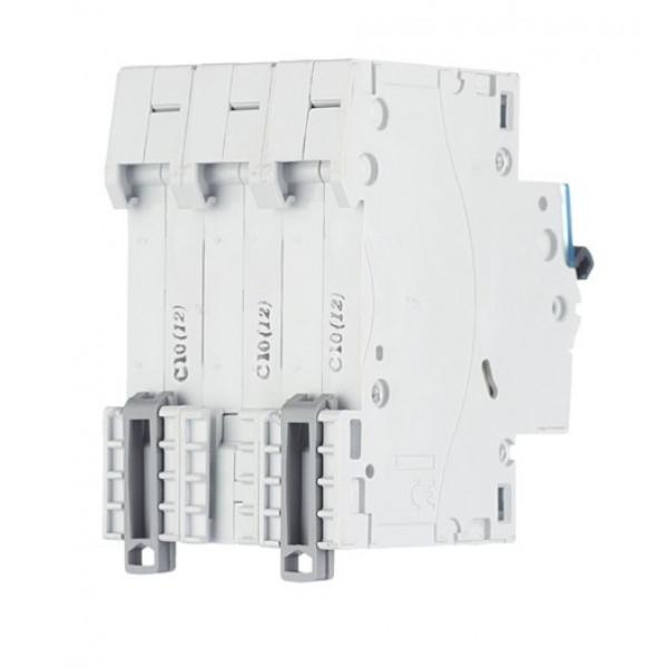 Автоматический выключатель Legrand TX3 (404054) 3P 10А тип C 6 кА 400 В на DIN-рейку