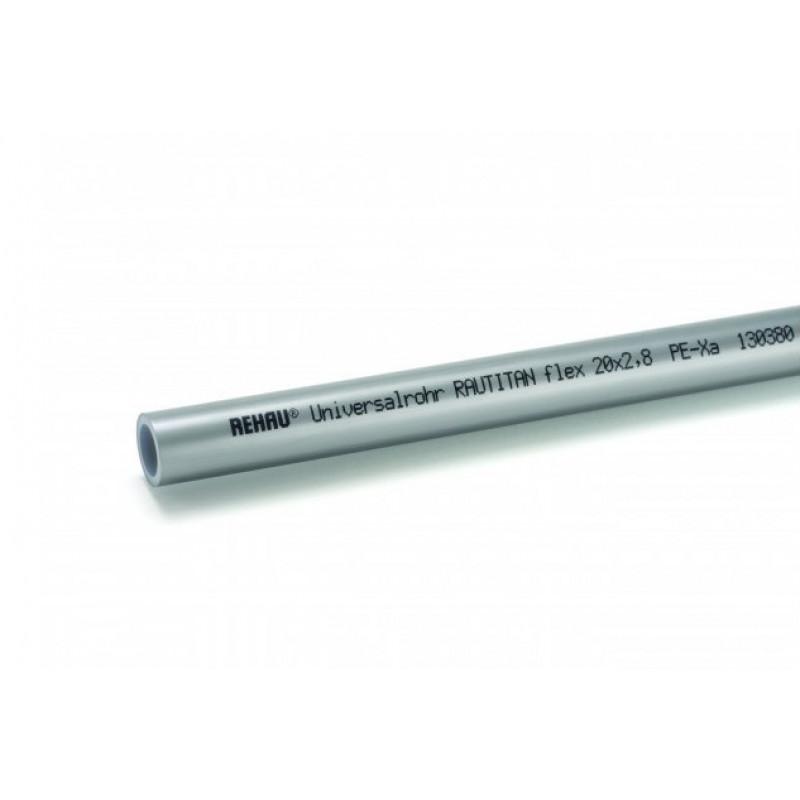 Труба Rehau RAUTITAN flex 32 х 4,4 мм универсальная