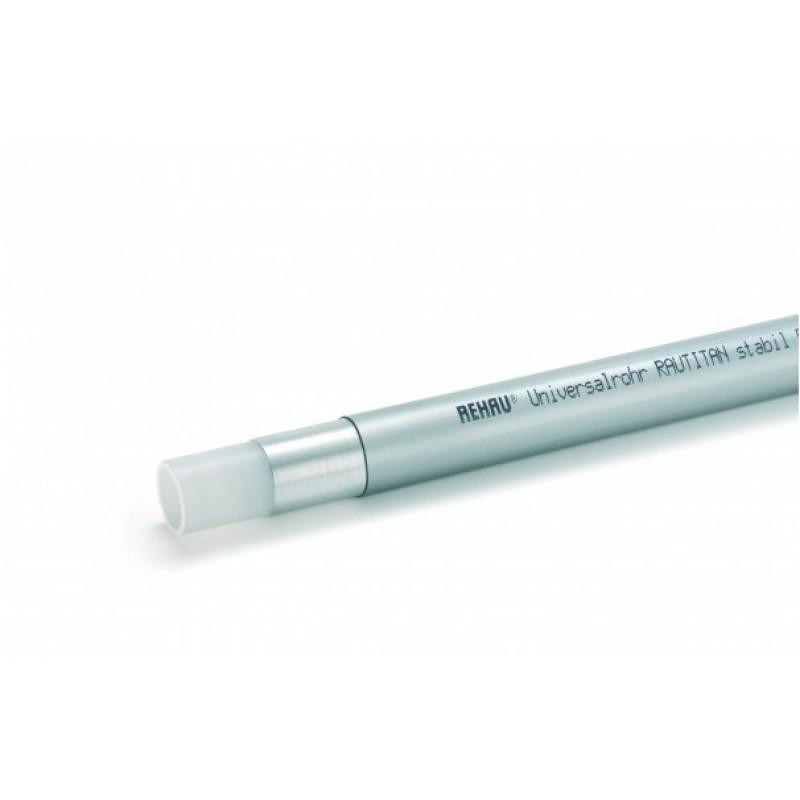 Труба Rehau RAUTITAN Stabil 32 х 4,7 мм универсальная