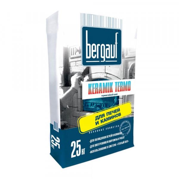 Клей для плитки Bergauf Keramik Termo 25 кг