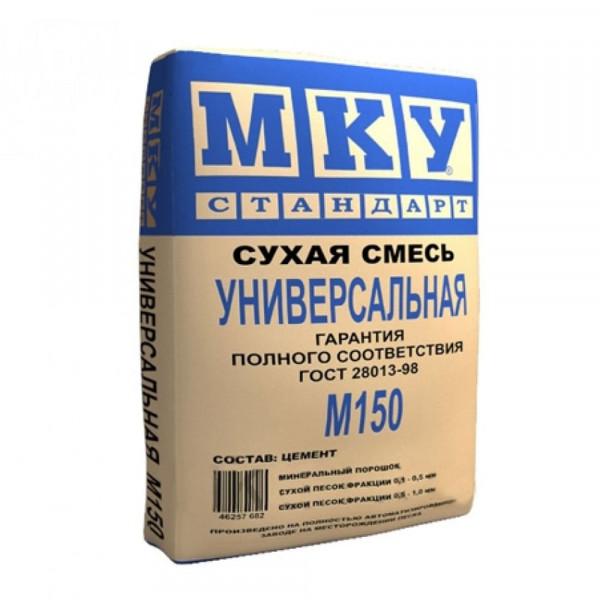 Сухая смесь М150 универсальная, 25кг