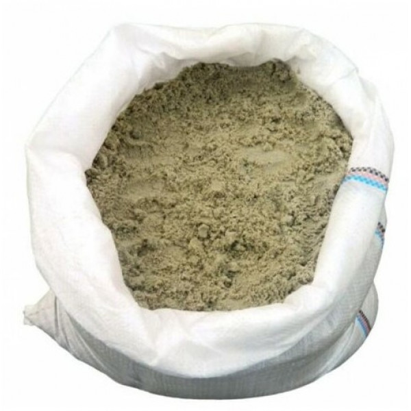 Песок мытый, 32–35 кг