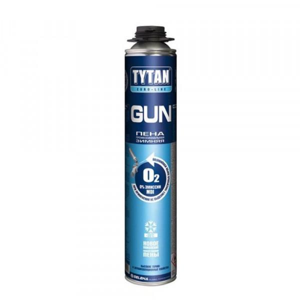 Пена монтажная Tytan Euro-Line Gun 02 профессиональная