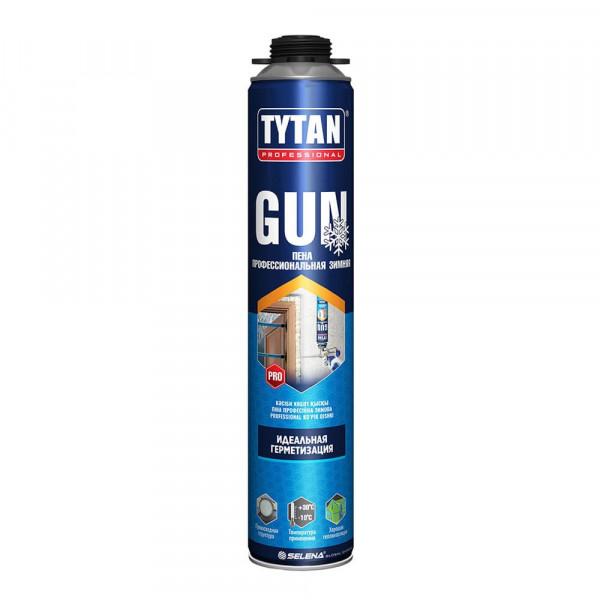 Пена монтажная Tytan Professional Gun зимняя