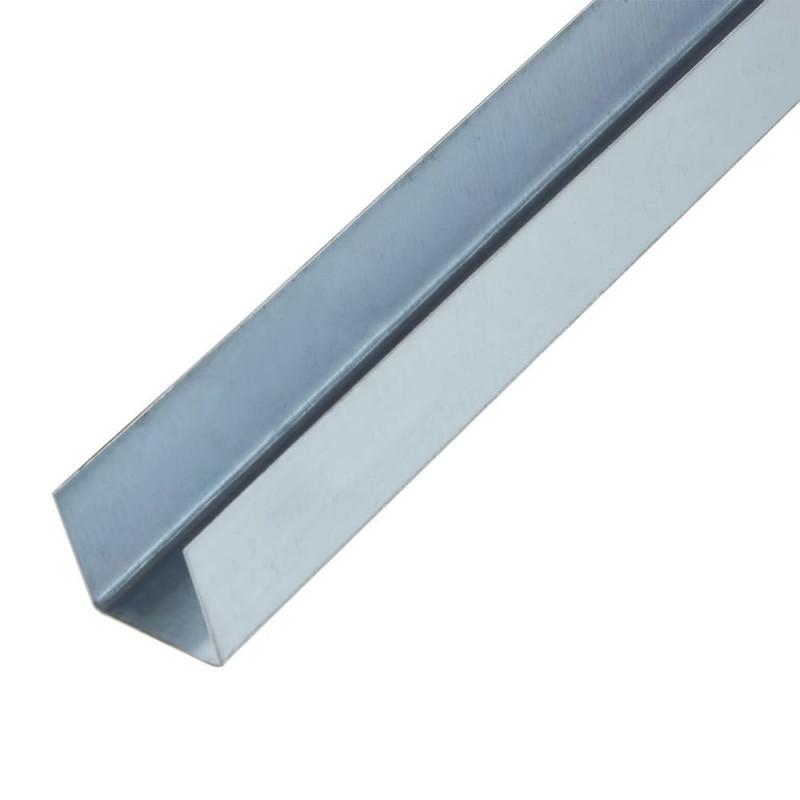 Профиль направляющий Эконом 27х28 мм