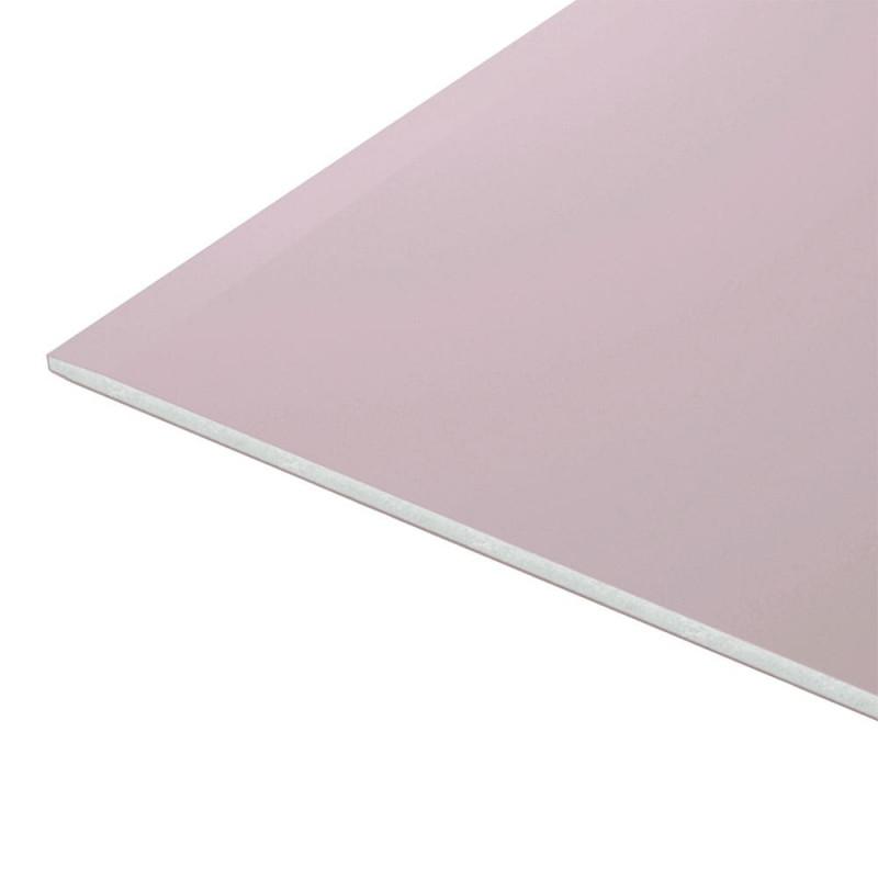 Гипсокартонный лист (ГКЛ) KNAUF ГСП-DF огнестойкий 2500х1200х12,5мм