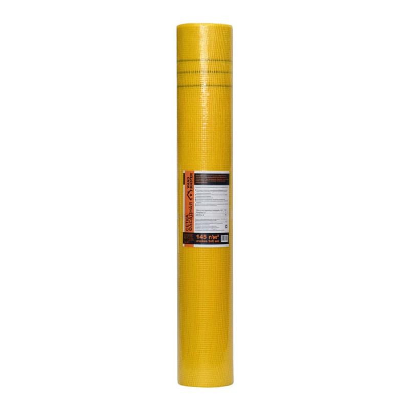 Сетка фасадная 1х50м (ячейка 5х5мм)