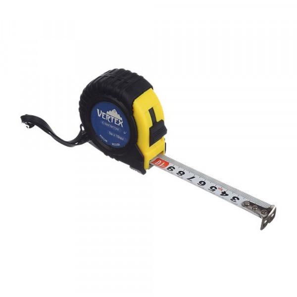 Рулетка магнитная Vertex, 5м