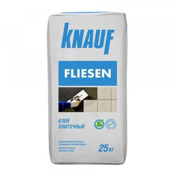 Клей для плитки и камня KNAUF Флизен, 25 кг