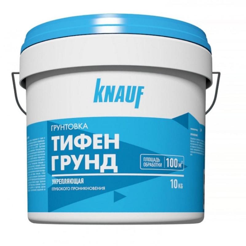 Грунтовка KNAUF Тифенгрунд, 10кг