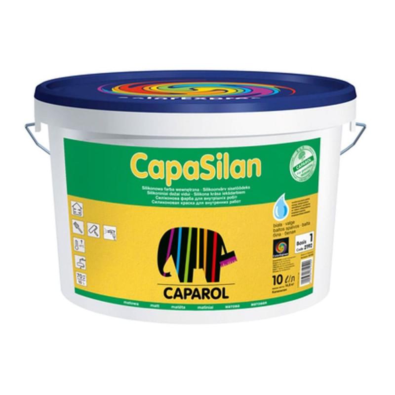 Краска для потолка КАПАРОЛ капасилан, 10л