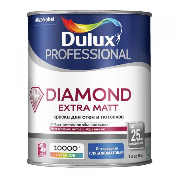 Краска Dulux Vinyl Extra Matt матовая, 10л