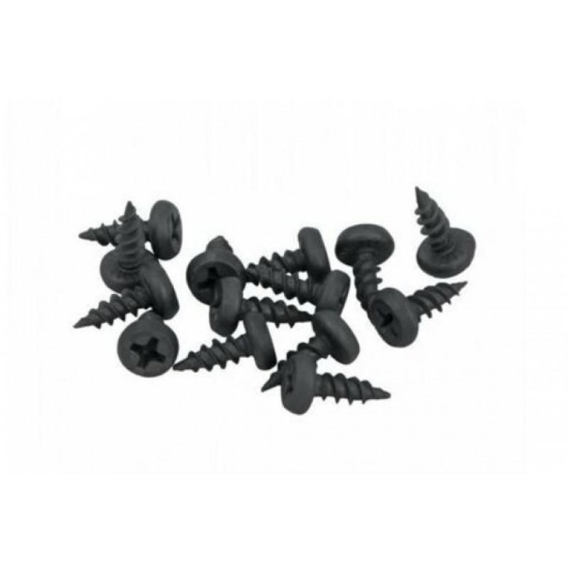 Саморезы 3,5х11мм (клопы) черные