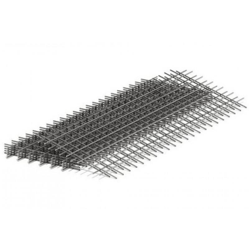 Сетка кладочная 50х50х0,5х2 м 4 мм