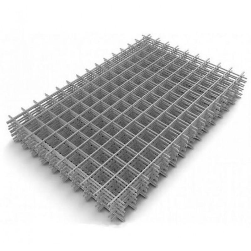 Сетка сварная (в картах) 110х110х2,5 мм 1.5х2 метр