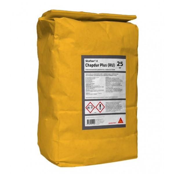 Упрочнитель бетонных полов (топпинг) Sikafloor-4 Chapdur Plus 25 кг