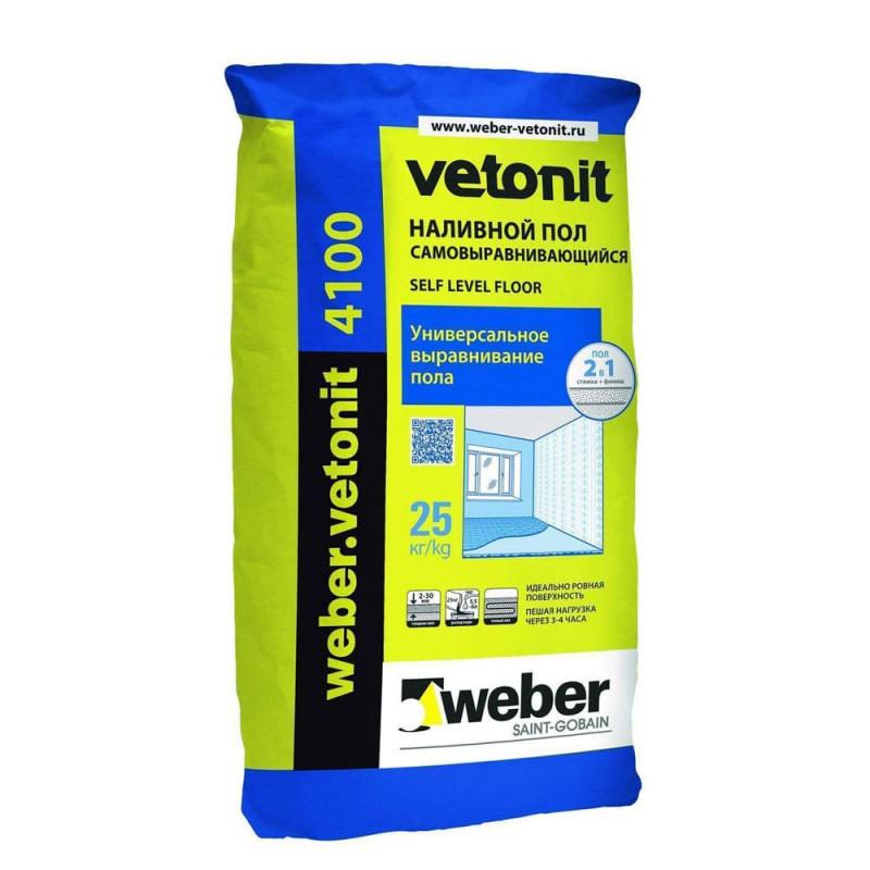 Универсальная смесь Weber 4100