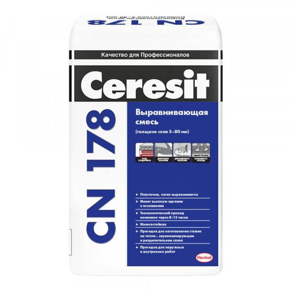 Универсальная смесь Ceresit CN 178