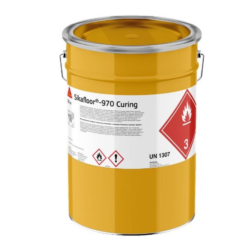 Покрытие для бетонных поверхностей Sikafloor-970 Curing 20 л