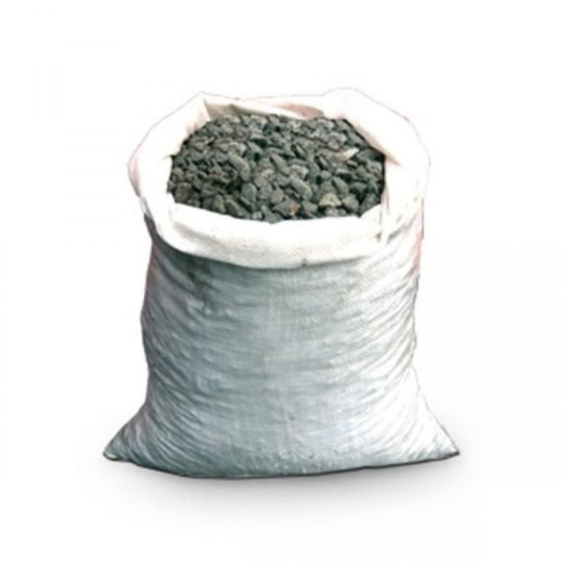 Щебень (гравий фасованный) в мешках фракция 5-15мм, 40кг