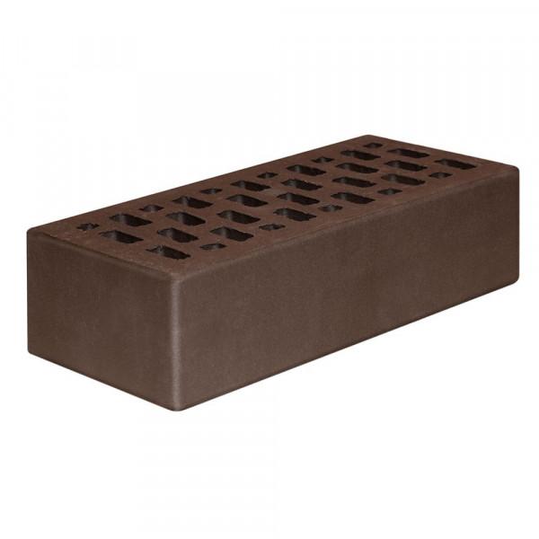 Лицевой облицовочный кирпич (шоколад)
