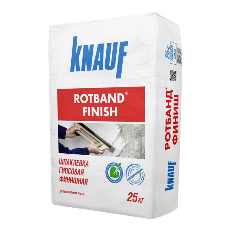 Шпатлевка KNAUF Ротбанд Финиш (25 кг)