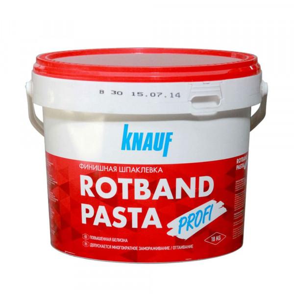 Шпатлевка KNAUF Ротбанд Паста Профи (18 кг)