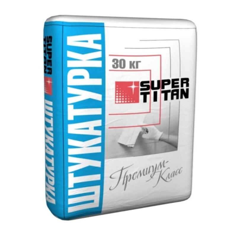 Штукатурка Титан Супер, 30 кг