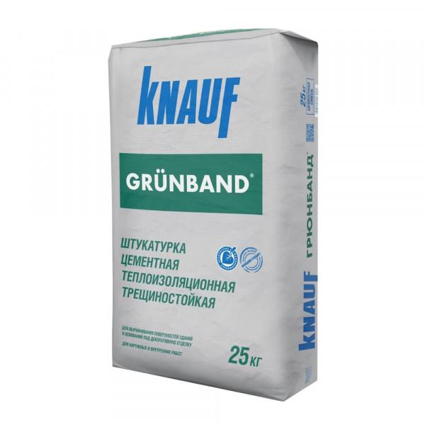 Штукатурка KNAUF Grunband, 25 кг