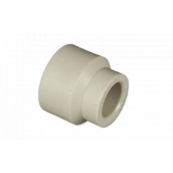 Муфта редукционная полипропиленовая FV Plast 25х20 мм
