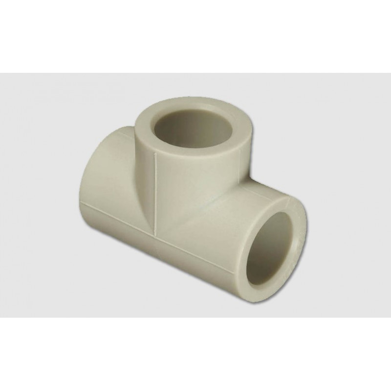 Тройник полипропиленовый FV-Plast, 25 мм
